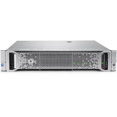 Hewlett Packard Enterprise 867450-S01 Smart Buy ProLiant D380 Gen9 - 1x 10-Core Intel Xeon E5-2640v4 2.40GHz Rack Server - 16GB RAM  no HDD  Gigabit Ethernet  S