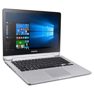 Samsung NP740U3L-L03US Notebook 7 Spin NP740U3L-L03US Intel Core i5-6200U Dual-Core 2.30GHz Laptop - 8GB RAM  500GB HDD  13.3 FHD Touch  Gigabit Ethernet  802.1