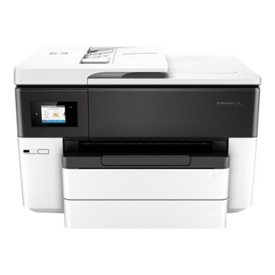 HP Inc. G5J38A#B1H Officejet Pro 7740 All-in-One - Multifunction printer - color - ink-jet - Legal (8.5 in x 14 in) (original) - up to 33 ppm (copying) - up to