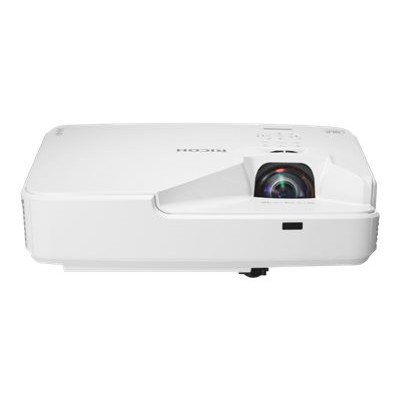 Ricoh 432110 PJ WXL4540 - DLP projector - 3D - 3200 lumens - WXGA (1280 x 800) - 16:10 - HD 720p - short-throw fixed lens