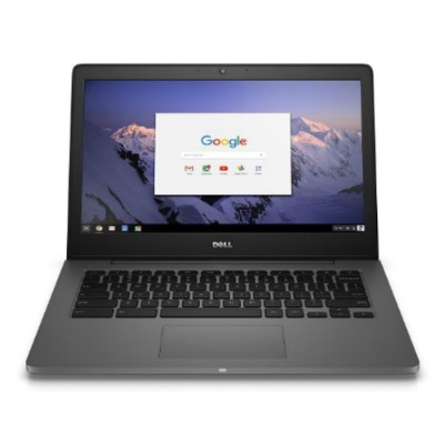 Dell M6GTT Chromebook 13 Intel Core i3-5005U Dual-Core 2GHz - 4GB DDR3L  16GB Hard Drive  13.3 LED-Backlit  802.11ac  Bluetooth 4.0 - Black