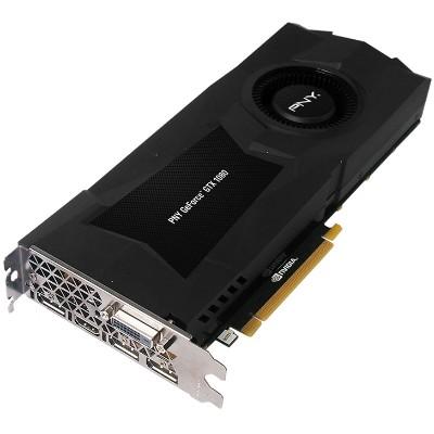 PNY VCGGTX10808PB NVIDIA GeForce GTX 1080 8GB GDDR5 Graphics Card