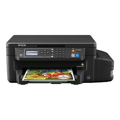 epson ecotank et-3600 review | trusted reviews - Color Test Page Inkjet Printer