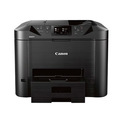 Canon 0971C002 MAXIFY MB5420 - Multifunction printer - color - ink-jet - Legal (8.5 in x 14 in) (original) - Legal (media) - up to 24 ipm (printing) - 500 sheet