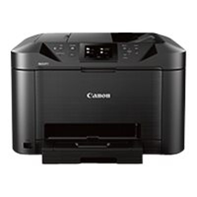 Canon 0960C002 MAXIFY MB5120 - Multifunction printer - color - ink-jet - Legal (8.5 in x 14 in) (original) - Legal (media) - up to 24 ipm (printing) - 250 sheet