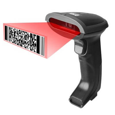 Adesso NUSCAN 5100U NuScan 5100 2D Barcode Scanner