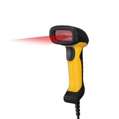 Adesso NUSCAN 2400U Waterproof Handheld Barcode Scanner