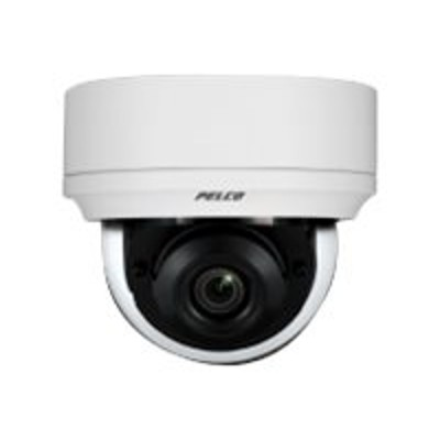 Pelco IME129-1IS Sarix IME Series IME129-1IS - Network surveillance camera - dome - vandal-proof - color (Day&Night) - 1.3 MP - 1280 x 960 - auto iris - motoriz