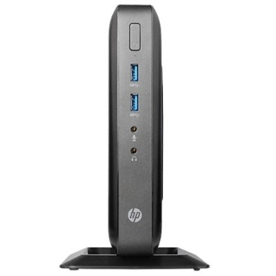 HP Inc. Y6Z01UT#ABA Smart Buy t520 AMD Steppe Eagle 1.2 GHz Dual-Core Flexible Thin Client - 4GB RAM  8GB MLC Flash  Gigabit Ethernet  802.11a/g/n  Bluetooth