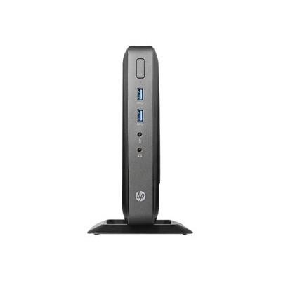 HP Inc. Y6Z02UT#ABA Flexible Thin Client t520 - Thin client - tower - 1 x GX-212JC 1.2 GHz - RAM 4 GB - SSD 16 GB - GigE - WLAN: Bluetooth  802.11a/b/g/n/ac - W