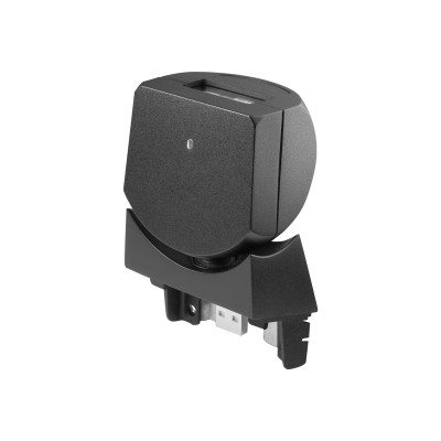 HP Inc. N3R61AT Side - Barcode scanner - integrated - decoded - USB 2.0