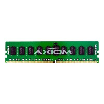 Axiom Memory T9V40AT-AX AX - DDR4 - 16 GB - DIMM 288-pin - 2400 MHz / PC4-19200 - CL17 - 1.2 V - registered - ECC - for HP Workstation Z440  Z640  Z84