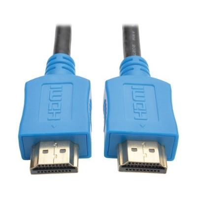 TrippLite P568-010-BL 10ft High Speed HDMI Cable Digital A/V 4K x 2K UHD M/M Blue 10'