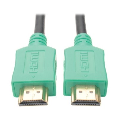 TrippLite P568-010-GN 10ft High Speed HDMI Cable Digital A/V 4K x 2K UHD M/M Green 10'