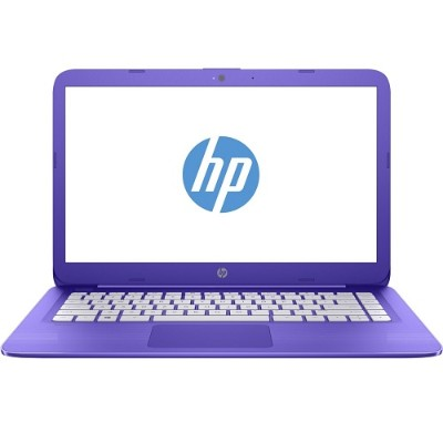 HP Inc. X7V30UA#ABA Stream 11-y020nr Intel Celeron Dual-Core N3060 1.60GHz Laptop - 4GB RAM  32GB eMMC  11.6 HD WLED  802.11ac  Bluetooth  Webcam  2-cell 37.69