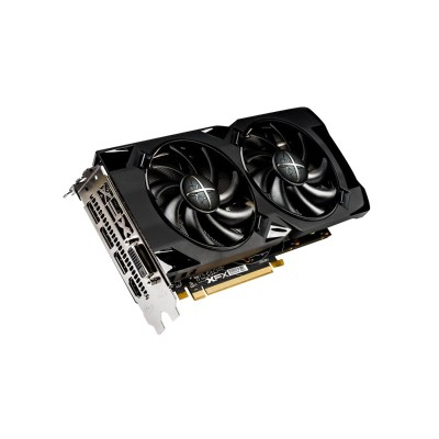 XFX Graphics RX-470P436BM Radeon RX 470 - Triple X Edition - graphics card - Radeon RX 470 - 4 GB GDDR5 - PCIe 3.0 - DVI  HDMI  3 x DisplayPort