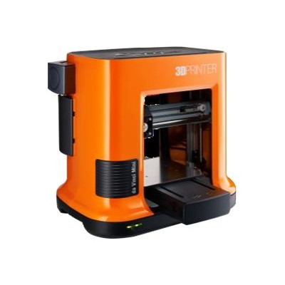 XYZprinting 3FM1WXUS00F da Vinci Mini - 3D printer - FFF - build size up to 5.91 in x 5.91 in x 5.91 in - layer: 0 in - USB  Wi-Fi