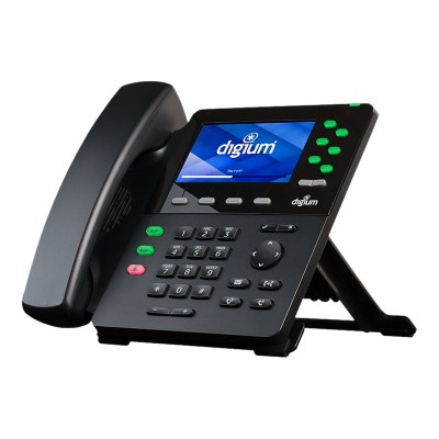 Digium 1TELD065LF D65 - VoIP phone - SIP v2 - 6 lines