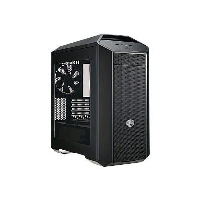 Cooler Master MCY-C3P1-KWNN MasterCase Pro 3 - Mini tower - micro ATX - no power supply (ATX / EPS / PS/2) - black  dark gray metallic - USB/Audio