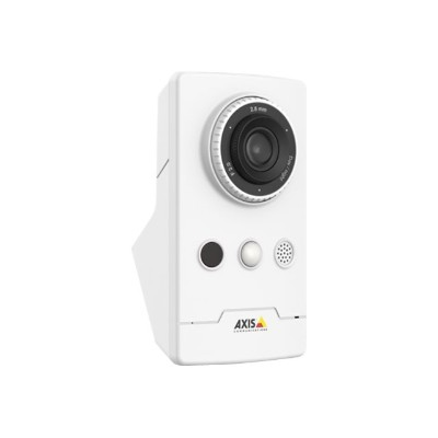Axis 0891-001 Companion Cube L - Network surveillance camera - color (Day&Night) - 2 MP - 1920 x 1080 - 1080p - M12 mount - fixed iris - fixed focal - audio - L