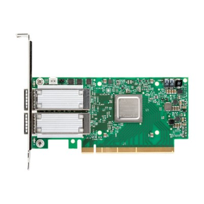 Mellanox Technologies MCX516A-CCAT ConnectX-5 EN - Network adapter - PCIe 3.0 x16 - 100 Gigabit QSFP28 x 2