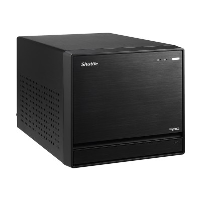 Shuttle SZ170R8V2 XPC cube SZ170R8 V2 - Barebone - mini PC - LGA1151 Socket - Intel Z170 - GigE