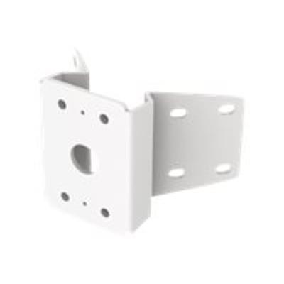 Axis 5507-601 Camera housing mounting bracket - corner mountable - indoor  outdoor - white - for  M1124  M1125  P1364  P1365  P3224  P3225  Q1615  Q1635  Q1775