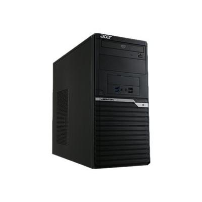 Acer UD.P01AA.329 Veriton M6640G-70021 - MT - 1 x Core i7 6700 / 3.4 GHz - RAM 16 GB - SSD 240 GB - DVD SuperMulti - HD Graphics 530 - GigE - WLAN: Bluetooth 4.