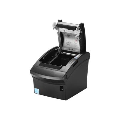 BIXOLON-Samsung mini printers SRP-350IIICOEG SRP-350III - Receipt printer - thermal paper - Roll (3.15 in) - 180 dpi - up to 590.6 inch/min - USB 2.0  LAN