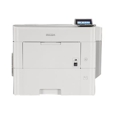 Ricoh 407815 SP 5300DN - Printer - monochrome - Duplex - laser - A4 - 1200 x 1200 dpi - up to 52 ppm - capacity: 600 sheets - USB 2.0  Gigabit LAN