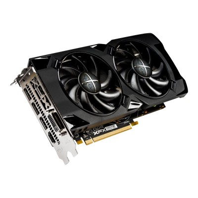 XFX Graphics RX-480P836BM Radeon RX 480 - XXX Edition - graphics card - Radeon RX 480 - 8 GB GDDR5 - PCIe 3.0 x16 - DVI  HDMI  3 x DisplayPort