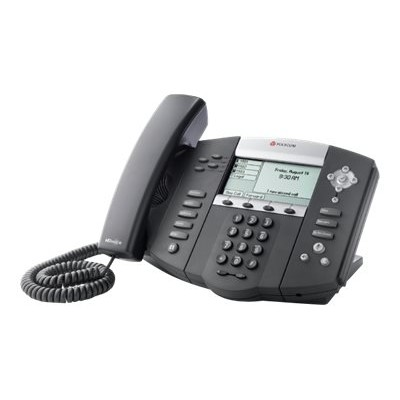 Polycom 2200-12550-225 SoundPoint IP 550 - VoIP phone - SIP - 4 lines