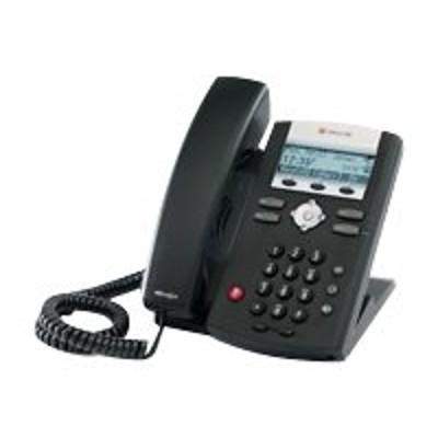 Polycom 2200-12375-225 SoundPoint IP 335 - VoIP phone - SIP  RTCP  SRTP - 2 lines