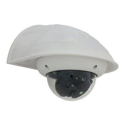Mobotix MX-OPT-WH Outdoor Wall Mount - Camera mounting kit - wall mountable - for  D22  D22M  D22Mi  D24  D24M  Q22M  Q24  Q24M