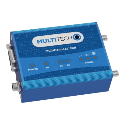 Multitech MTC-H5-B01 MultiConnect Cell 100 Series MTC-H5 - Wireless cellular modem - 3G - RS-232 - 21 Mbps