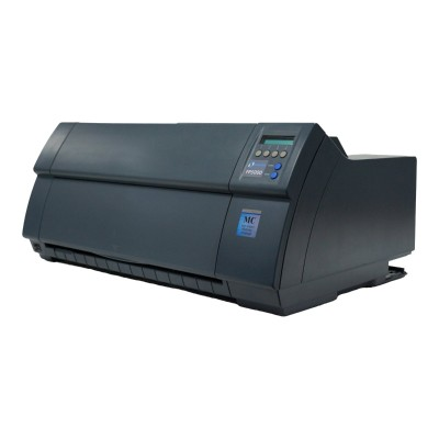 Printek 93460 FormsPro 5002 - Printer - monochrome - dot-matrix - 16.5 in (width) - 360 x 360 dpi - 24 pin - up to 900 char/sec - capacity: 2 sheets - parallel