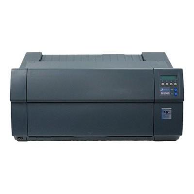 Printek 93458 FormsPro 5000 - Printer - monochrome - dot-matrix - 16.5 in (width) - 360 x 360 dpi - 24 pin - up to 900 char/sec - parallel  LAN