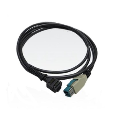 Verifone CBL282-030-02-A CABLE  VX820 RS232 RJ45 COIL 2.9M