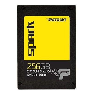 Patriot Memory PSK256GS25SSDR Spark 256GB SATAIII Solid State Drive