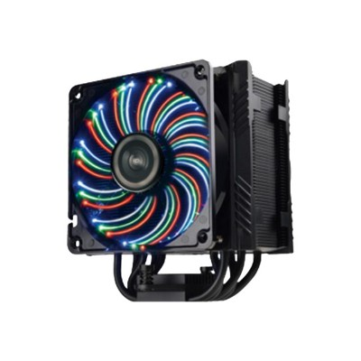 Enermax ETS-T50A-BVT ETS-T50A-BVT - Processor cooler - (LGA775 Socket  LGA1156 Socket  Socket AM2  Socket AM2+  LGA1366 Socket  Socket AM3  LGA1155 Socket  Sock