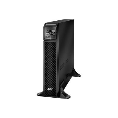 APC SRT2200XLA Smart-UPS SRT 2200VA - UPS - AC 120 V - 1.8 kW - 2200 VA - RS-232  USB - output connectors: 7 - black