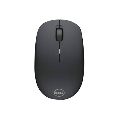 Dell 570-AALK Wireless Mouse-WM126 - Black