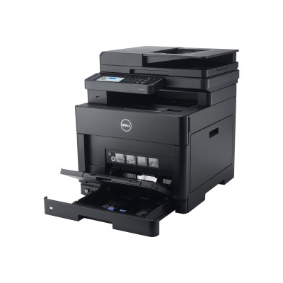 Dell S2825CDN Color Smart Multifunction Printer S2825cdn - Multifunction printer - color - laser - A4 (8.25 in x 11.7 in)  Legal (8.5 in x 14 in) (original) - A