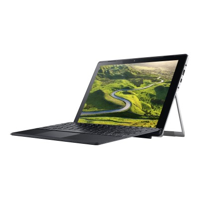 Acer NT.GDQAA.006 Switch Alpha 12 SA5-271-356H - Tablet - with detachable keyboard - Core i3 6100U / 2.3 GHz - Win 10 Home 64-bit - 4 GB RAM - 128 GB SSD - 12 I