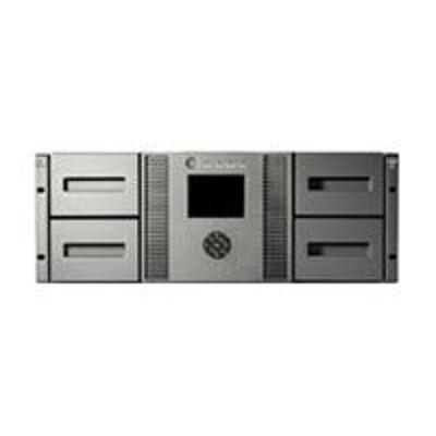 Hewlett Packard Enterprise AK381SB StoreEver MSL4048 - Tape library - slots: 48 - no tape drives - max drives: 4 - rack-mountable - 4U - barcode reader  encrypt