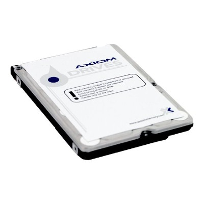 Axiom Memory AXHD3001025S26E Hard drive - 300 GB - internal - 2.5 - SAS 6Gb/s - 10000 rpm - buffer: 64 MB