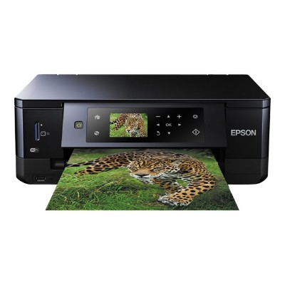 Epson C11CF50201 Expression Premium XP-640 - Multifunction printer - color - ink-jet - Legal (8.5 in x 14 in) (original) - A4/Legal (media) - up to 10 ppm (copy
