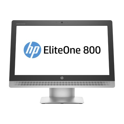 HP Inc. Y7B04UT#ABA EliteOne 800 G2 - All-in-one - 1 x Core i5 6500 / 3.2 GHz - RAM 8 GB - SSD 256 GB - DVD SuperMulti - HD Graphics 530 - GigE - WLAN: 802.11a/