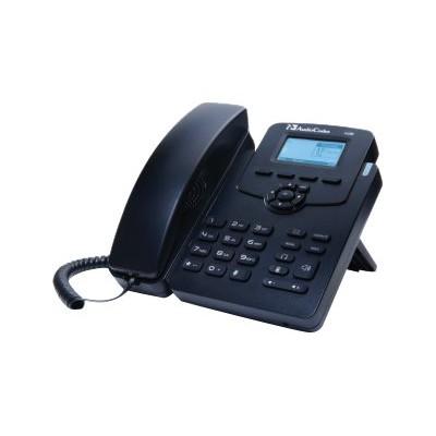 Audio Codes UC405HDEG 405HD IP Phone - VoIP phone - SIP  SDP - 2 lines - black