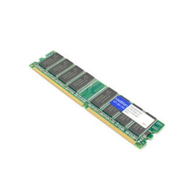 AddOn Computer Products AA16C6464-PC333 JEDEC Standard 512MB DDR-333MHz Unbuffered Dual Rank 2.5V 184-pin CL2.5 UDIMM